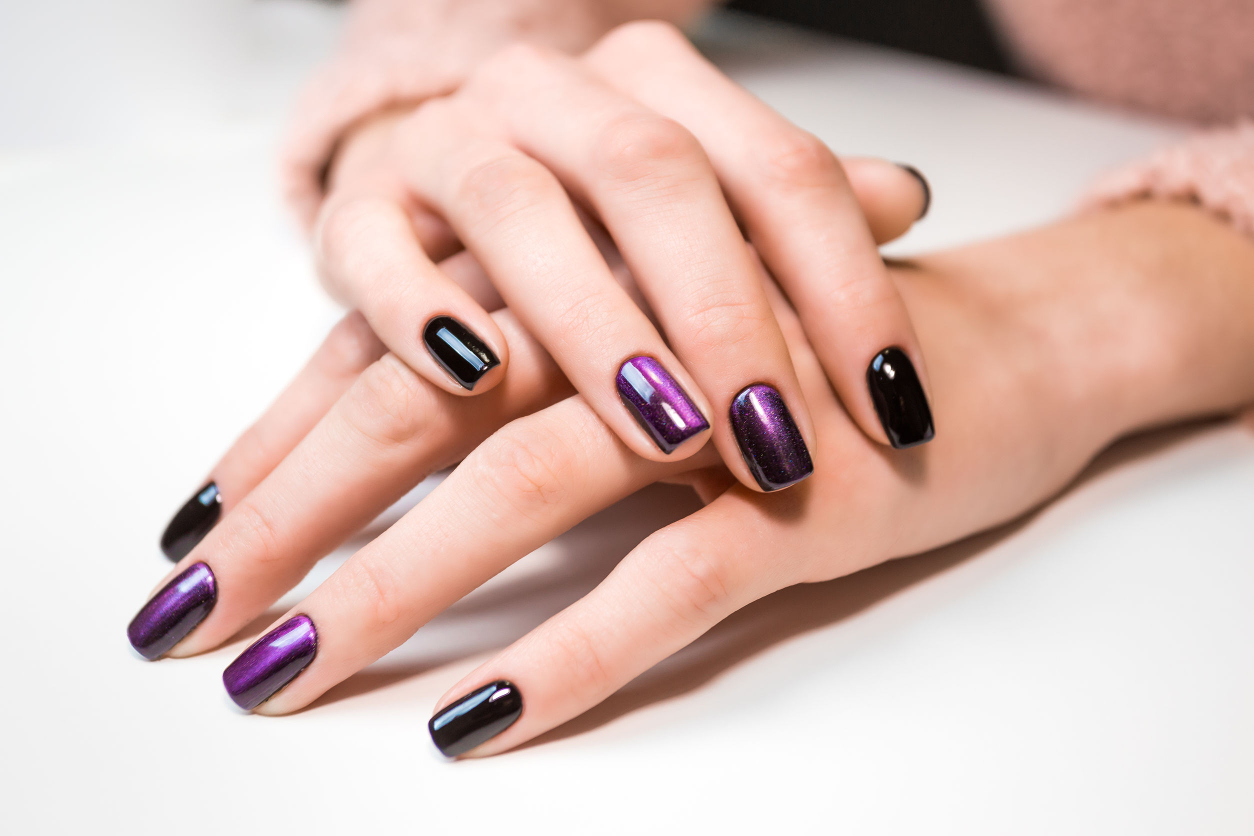 Why do clients often choose a gel manicure?